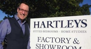 neil roberts design consultant hartleys bedrooms