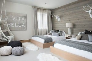Scandi style bedroom: simple, natural & innovative