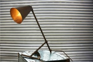 Santa Clara Industrial Table Lamp