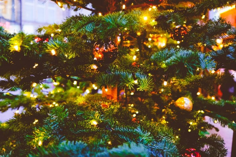 Create A Christmas Winter Wonderland In Your Home