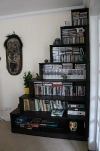 customer home study shelving