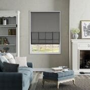 Blinds 2go double roller blind (lounge)