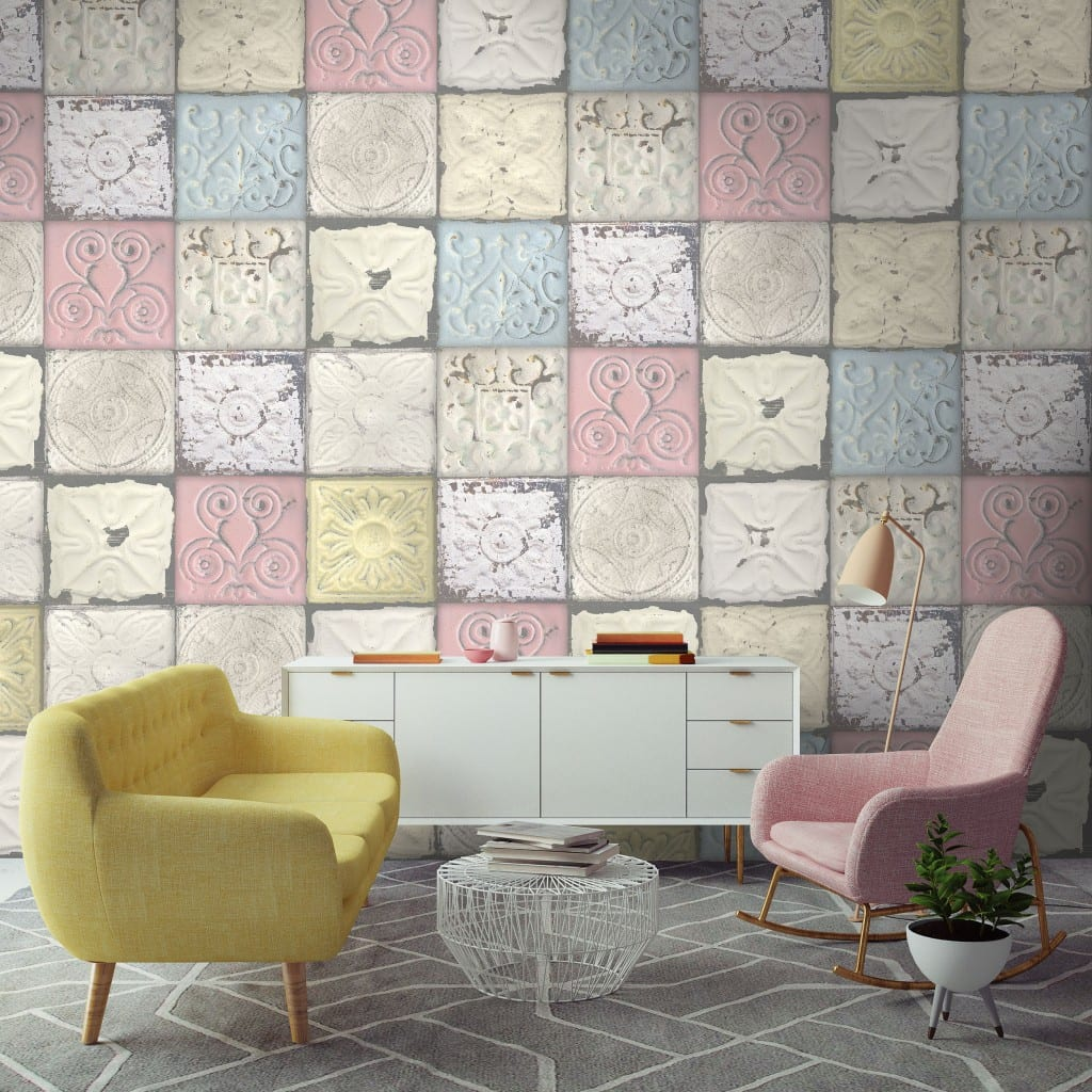 Rolling Out The Latest Wallpaper Trends For 2017