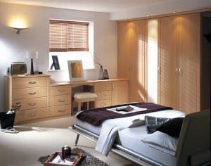 Sorrento beech bedroom furniture