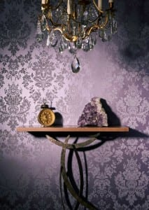 Giselle wallpaper by Cole & Son
