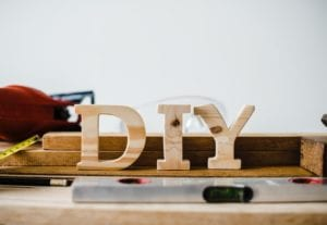 Do-it-yourself to transform your home on a budget