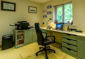Natural light in your home office