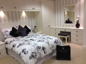 Maximise space with a fitted bedroom