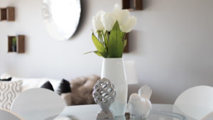 Accessorise your home with neutral pieces