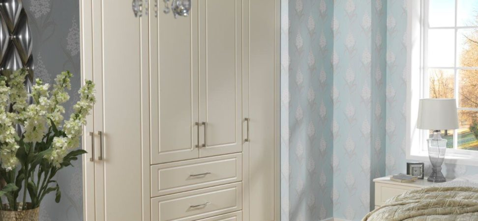 Jasmine fitted wardrobes