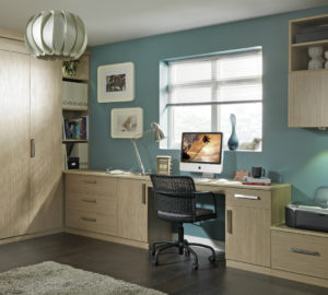 Get the perfect view with an office desk by the window