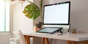 Create a work-from-home space in your home