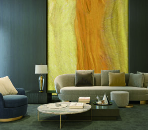 wilman wall covering luxe effect